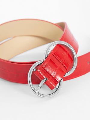 Ремінь червоний | 5295299