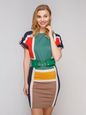 Сукня різнобарвна | 5292486