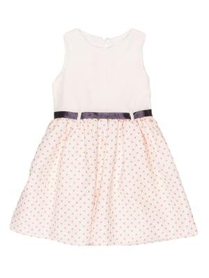 Сукня молочного кольору | 5292475