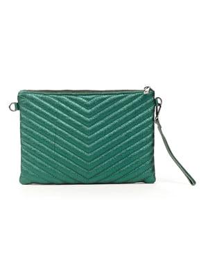 Клатч зеленый | 5292618