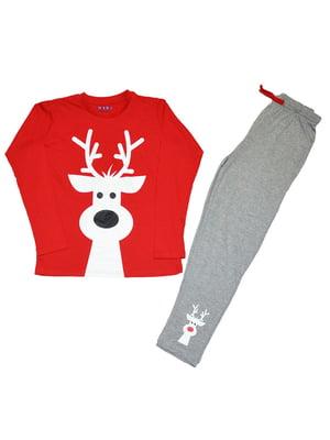 Піжама: лонгслів і штани | 5295700