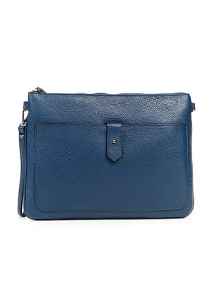 Клатч синий | 5292609