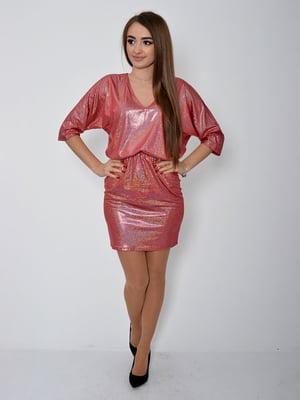 Платье красное | 5295990