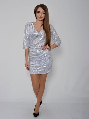 Платье серое | 5295991