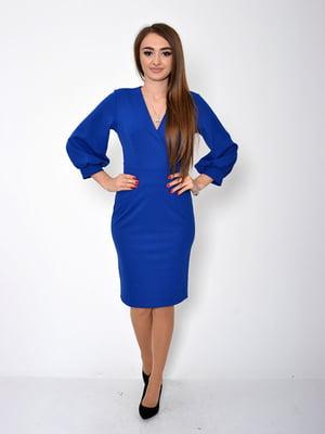 Платье синее | 5296035