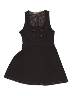 Сарафан чорний | 5292566