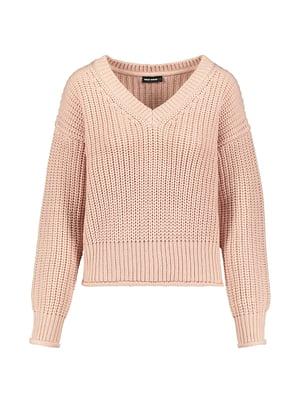 Пуловер рожевий | 5296144