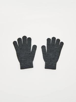 Перчатки серые | 5296169