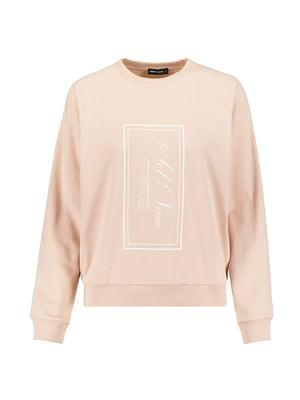 Світшот рожевий | 5296178