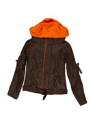 Куртка кольору хакі | 5292488