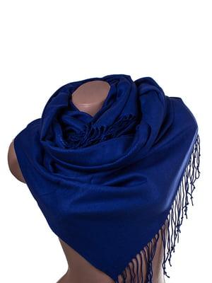 Палантин синій | 5298109