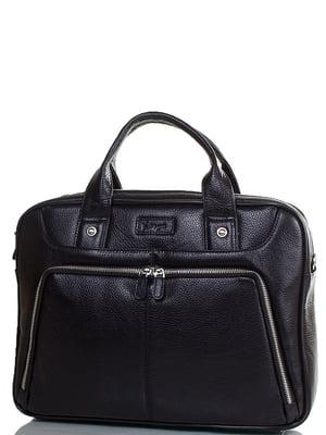 Портфель чорний | 5298112