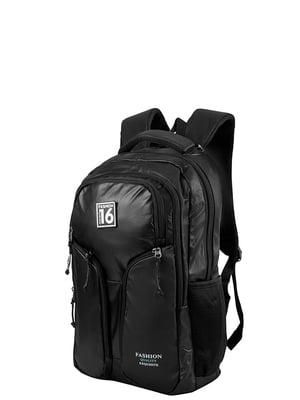 Рюкзак чорний | 5298190