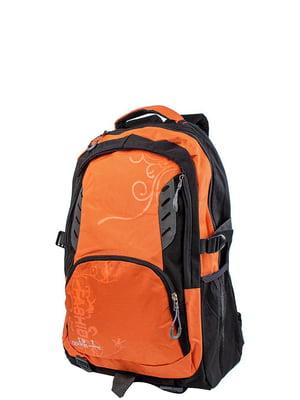 Рюкзак помаранчевий | 5298210