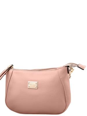 Клатч розовый | 5298574