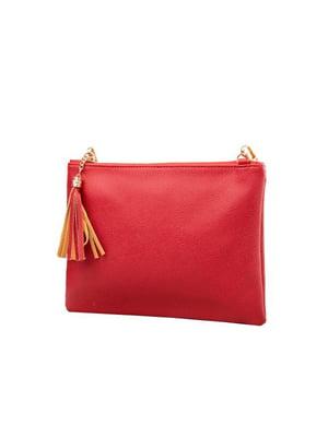 Клатч червоний | 5298585