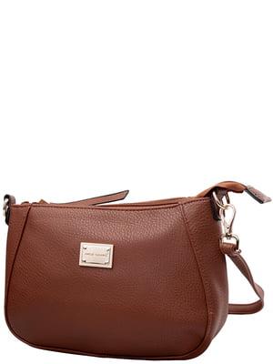 Клатч коричневый | 5298586