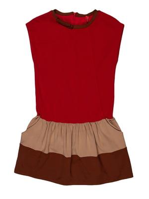 Платье красное | 5296252