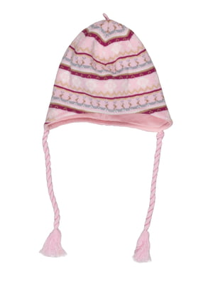 Шапка рожева | 5296225