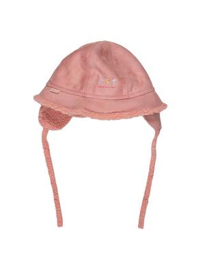 Шапка розовая | 5296290