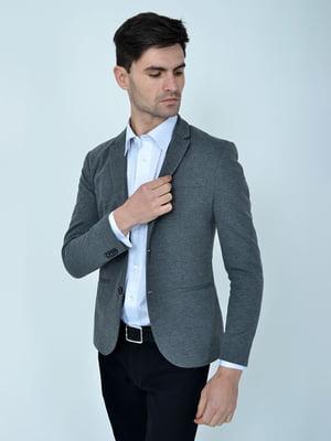 Пиджак серый | 5287723