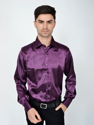 Рубашка сиреневая   5287750