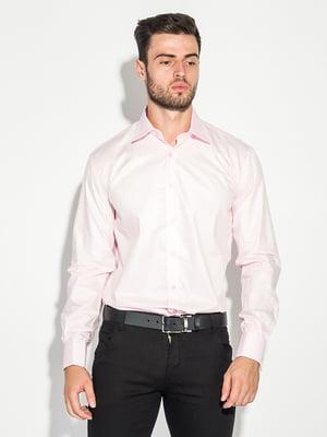 Сорочка світло-рожева | 5287783