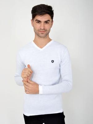 Пуловер белый   5287928