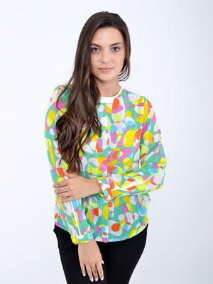 Рубашка в принт | 5298890
