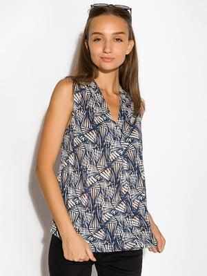 Блуза в принт | 5298932