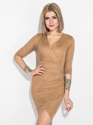 Платье песочного цвета | 5299192