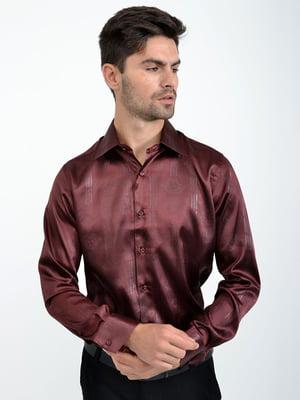 Сорочка вишневого кольору | 5299262