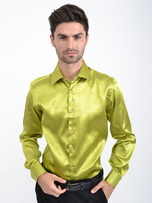 Сорочка зелена | 5299263