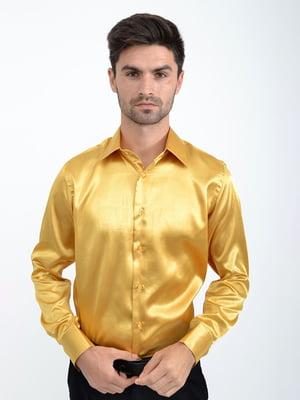 Сорочка золотистого кольору | 5299264