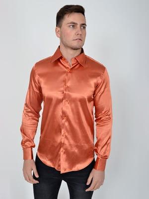 Сорочка коричнева | 5299265