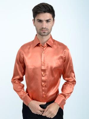 Сорочка кольору міді | 5299267