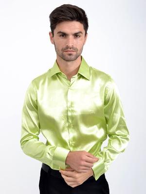 Сорочка салатова | 5299269