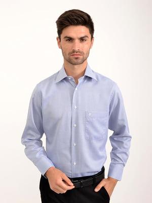 Сорочка блакитна | 5299277