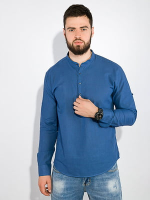 Сорочка синя | 5299338