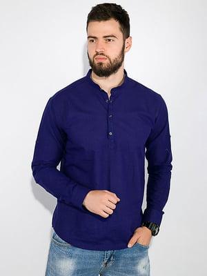 Сорочка синя | 5299339