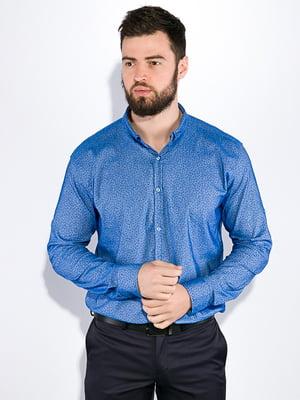 Рубашка голубая | 5299346