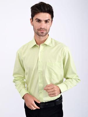 Рубашка салатовая | 5299373