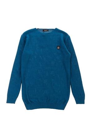 Джемпер синий | 5299412