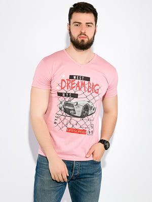 Футболка рожева   5299473