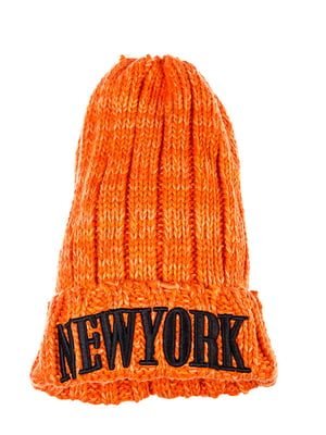 Шапка оранжевая | 5299542