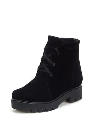 Ботинки черные | 5264487