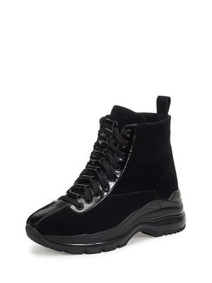 Ботинки черные | 5271831