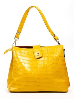 Сумка желтая | 5300944
