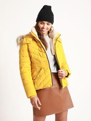 Куртка желтая | 5296363