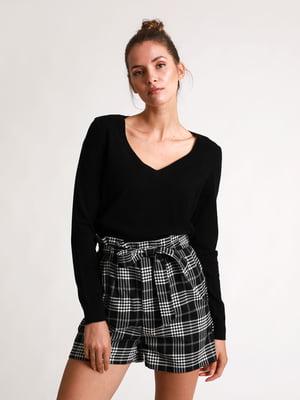 Пуловер черный   5296493